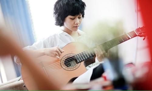 Gia sư ghitar