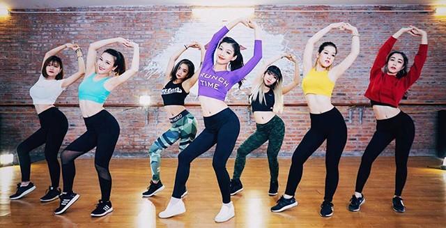Tìm giáo viên dạy nhảy hiện đại tại Hà Nội