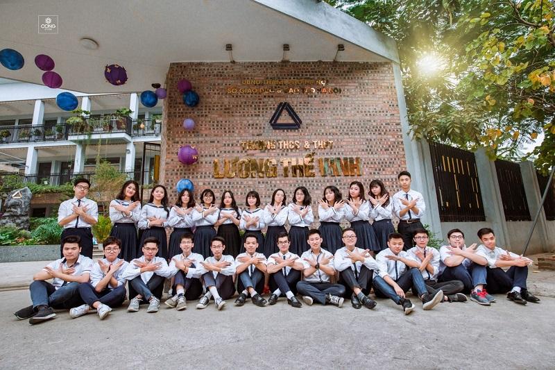 Trường thcs Lương Thế Vinh Top trường cấp 2 chất lượng tại Hà Nội