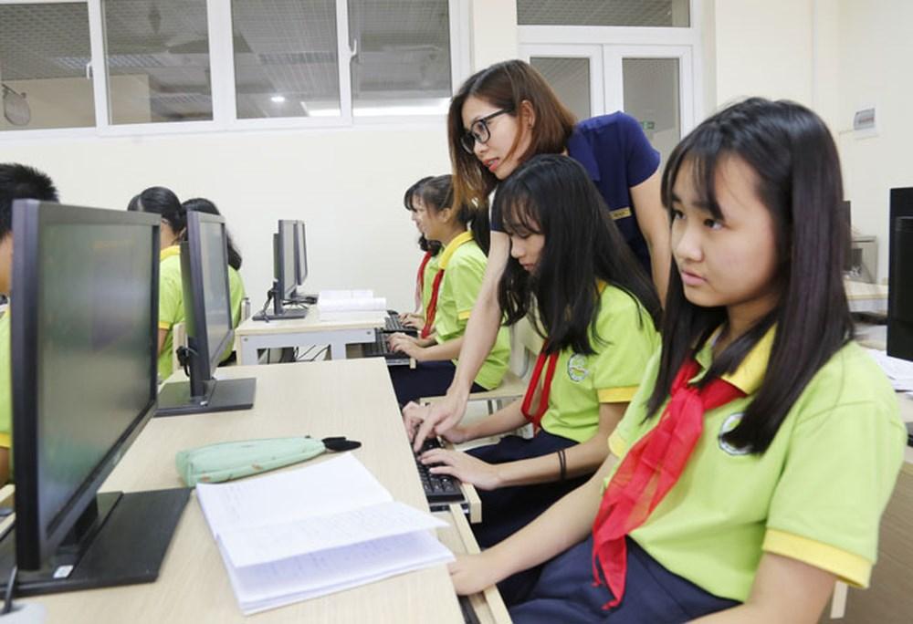 trường cấp 2 tốt ở Thanh Xuân