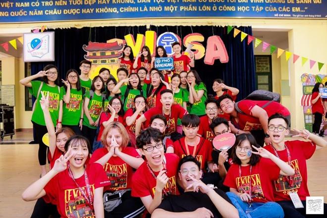Trường THPT Nguyễn Tất Thành có học sinh thi vào 10 đông kỷ lục