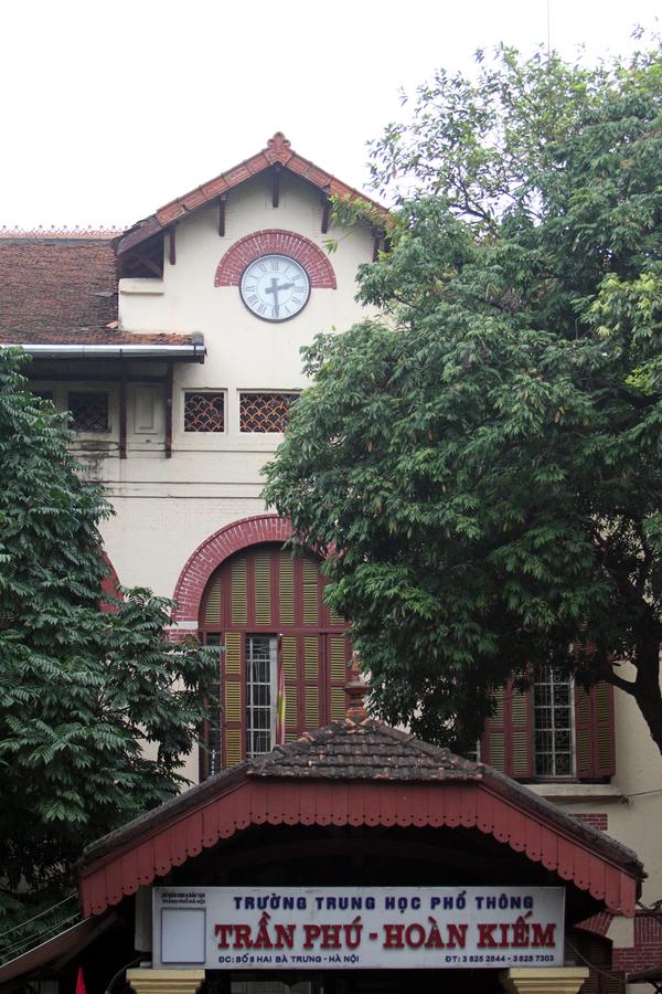 Trường THPT Trần Phú Hà Nội và Những Điều Phụ Huynh Ít Biết