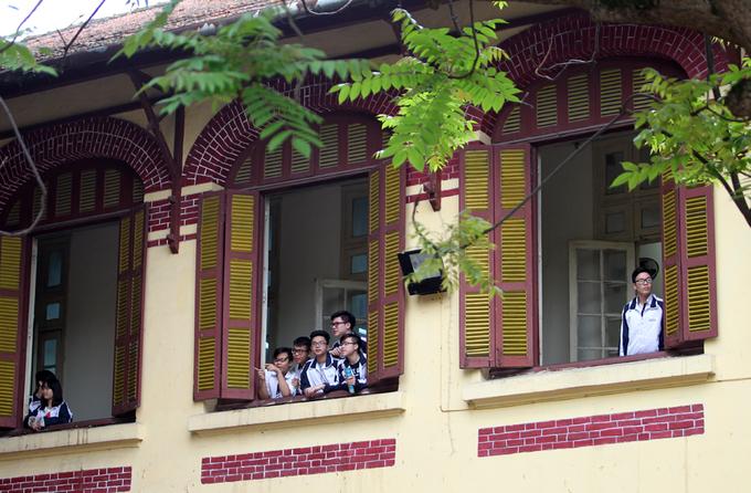 Trường THPT Trần Phú - Hoàn Kiếm - Hà Nội