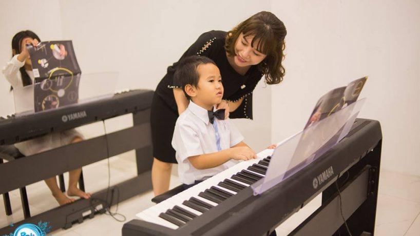 Địa chỉ học đàn piano cho trẻ em tốt nhất ở Hà Nội