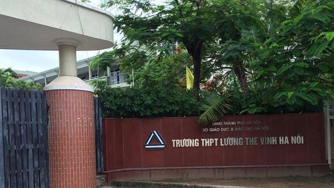 Trường THPT Lương Thế Vinh: Thương hiệu đến từ kỷ luật thép