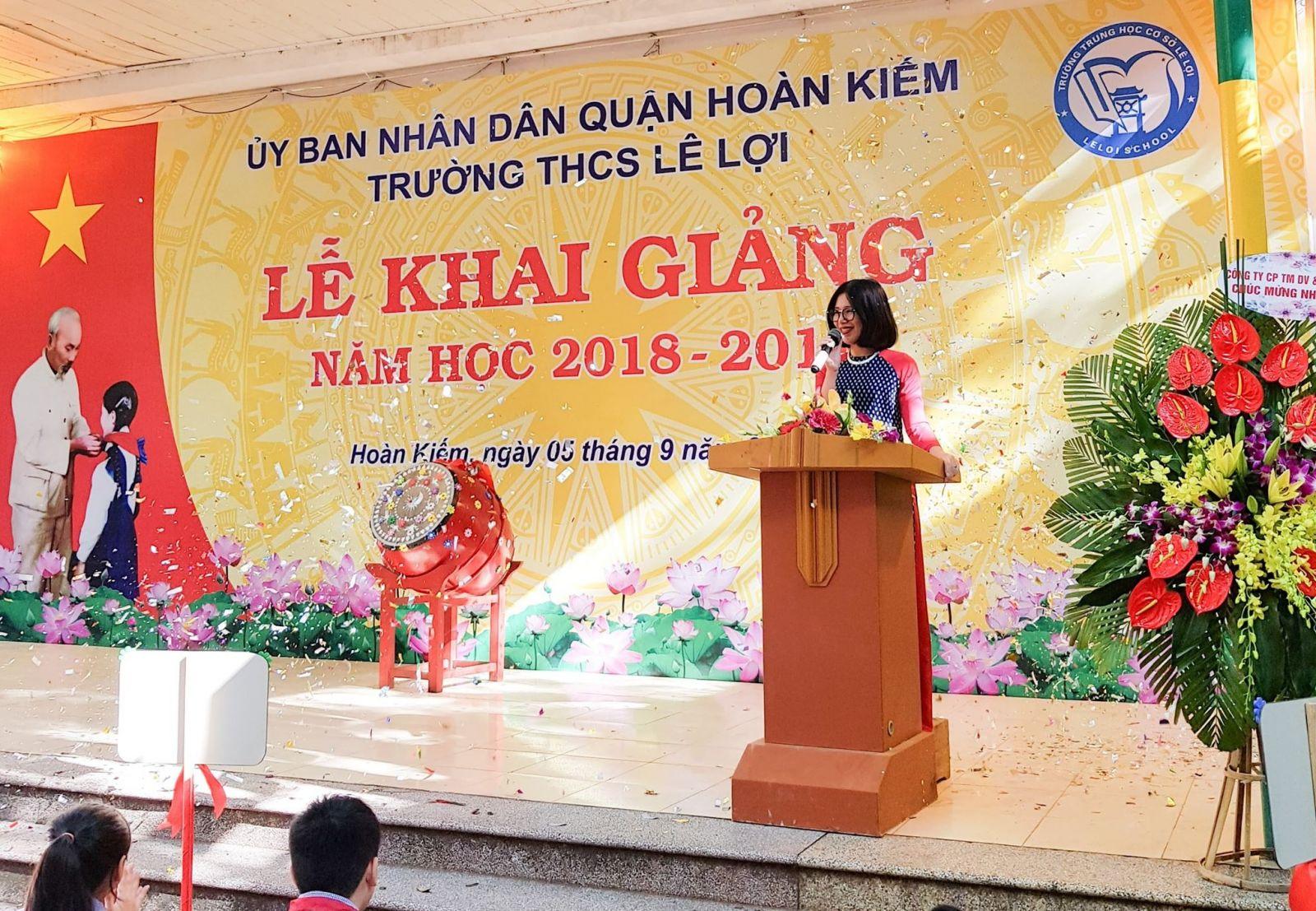 Trường THCS Lê Lợi, Hoàn Kiếm, Hà Nội Có Tốt Không?