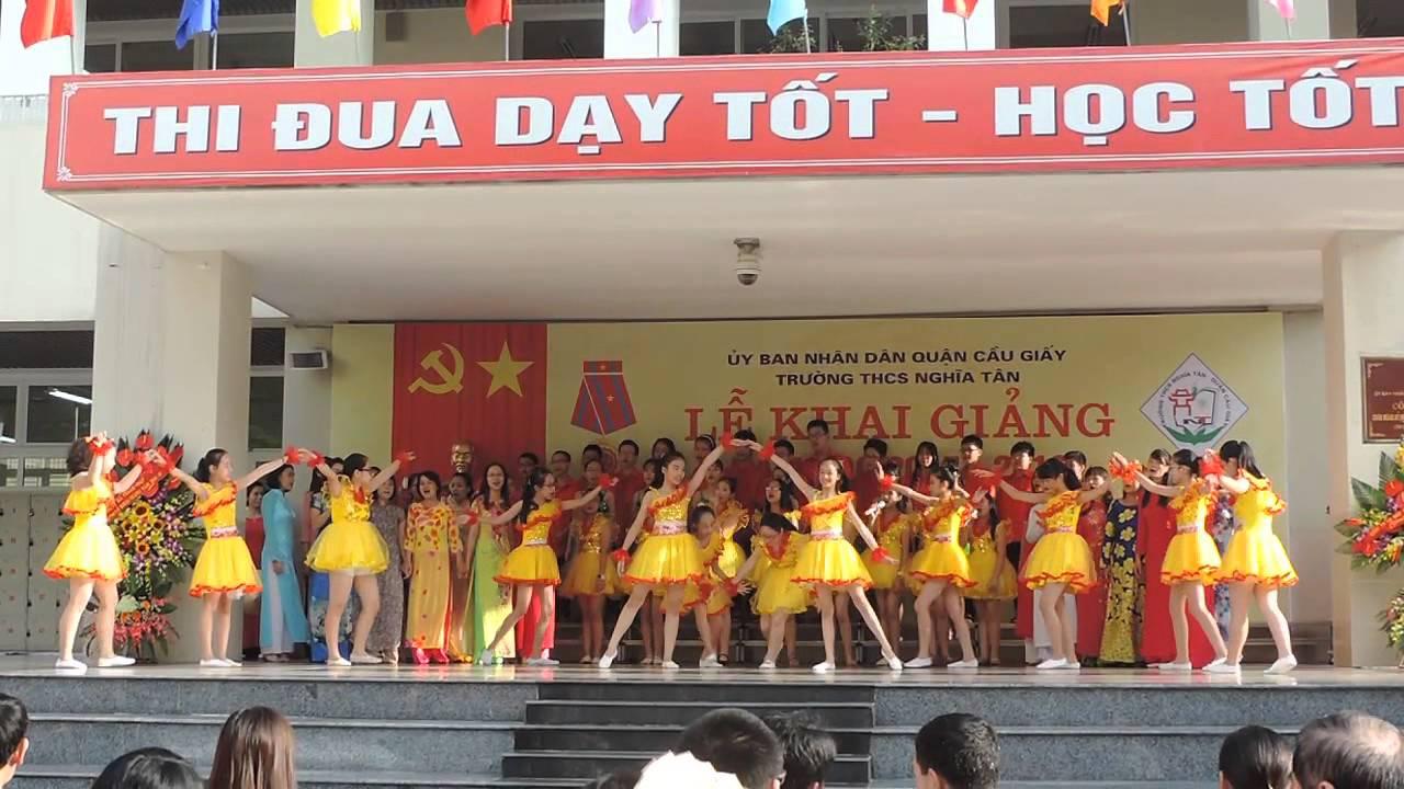 Thành Tích Nổi BậtCủa Trường THCS Nghĩa Tân