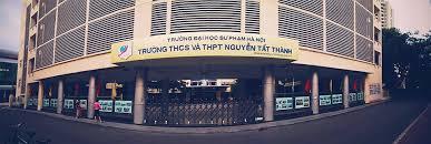 Trường THCS Nguyễn Tất Thành : Thông Tin Tuyển Sinh Năm Học Mới