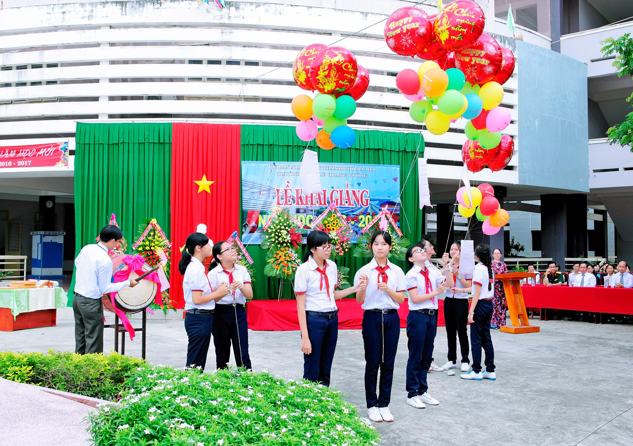 Những Lý Do Nên Chọn TrườngTHCS Trần Phú