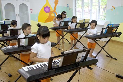 Học Đàn Piano Ở Đâu Tốt Tại Hà Nội
