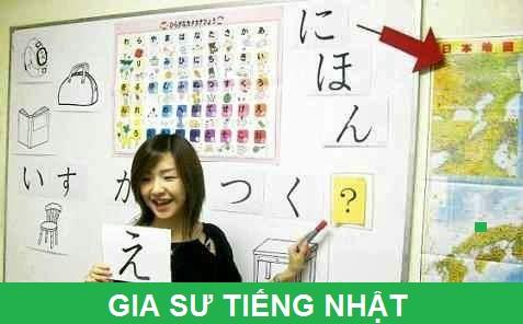 Gia Sư Tiếng Nhật Tại Nhà Hà Nội Học Cơ Bản, Luyện Thi N1 - N5
