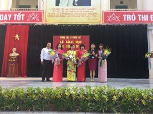 5 lý do bạn nên chọn trường THCS Lý Thường Kiệt Hà Nội