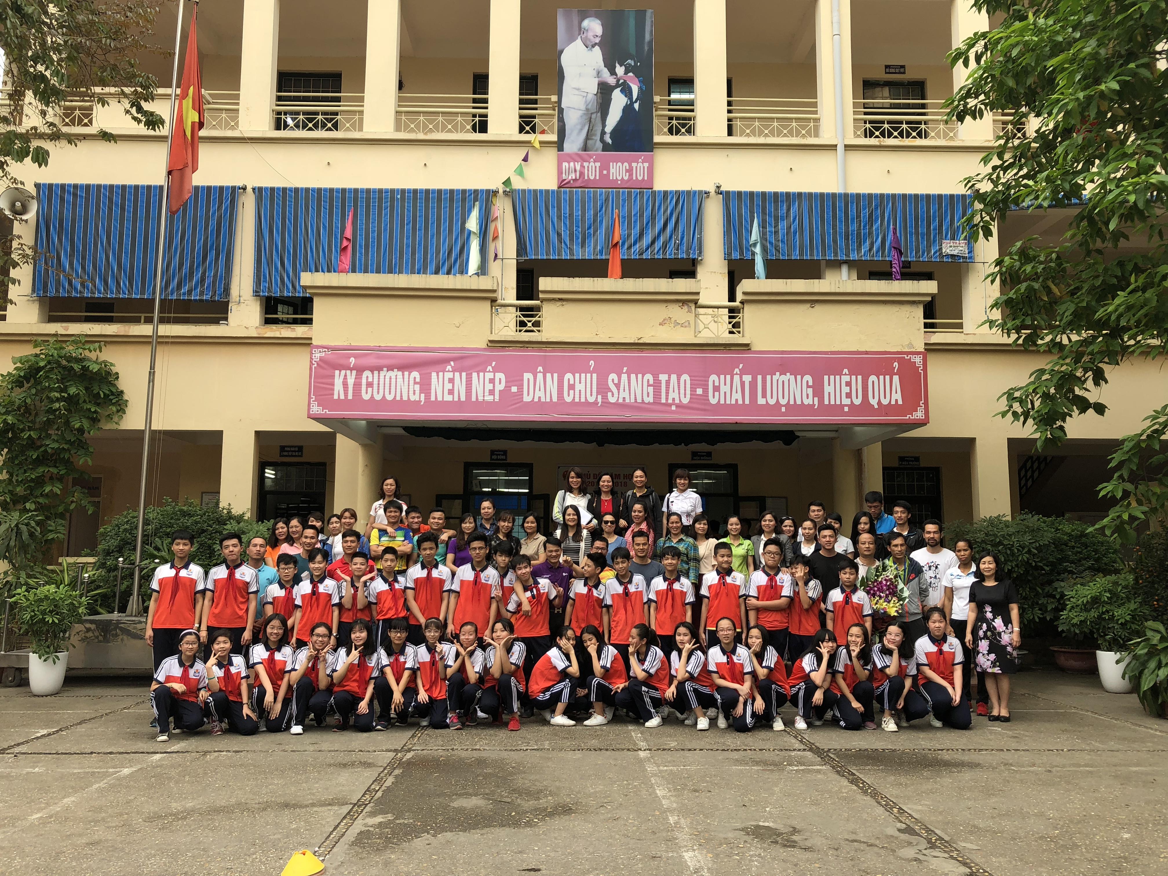 Trường THCS Hoàng Hoa Thám, Ba Đình, Hà Nội Có Tốt Không?