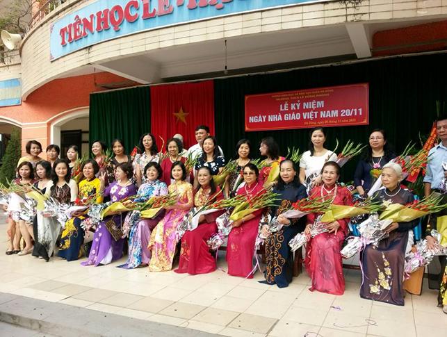 Trường THCS Lê Hồng Phong – Ngôi trường uy tín hàng đầu Hà Nội