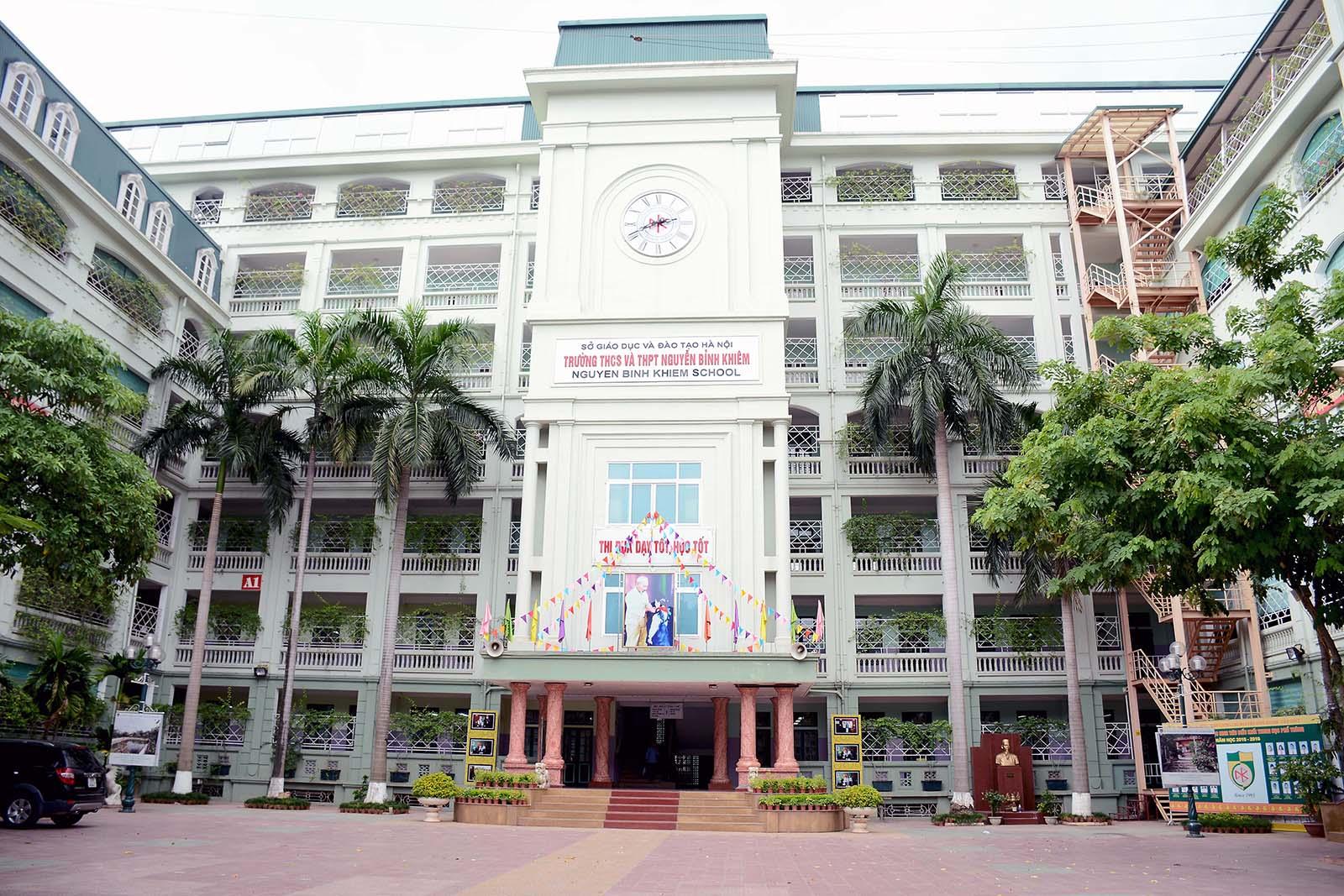 Trường THCS Nguyễn Bỉnh Khiêm Có Tốt Không? Học Phí Bao Nhiêu?