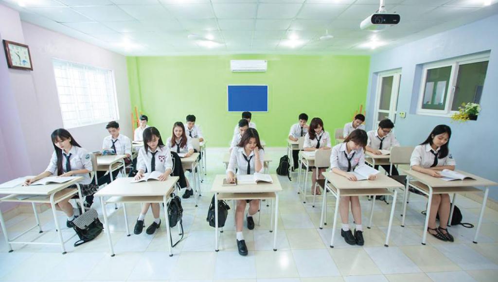 Cơ Sở Vật Chất Hiện Đại Của Trường Tiểu Học Newton