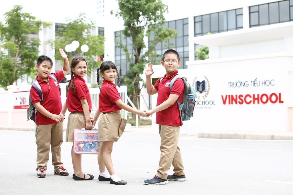Trường tiểu học vinschool – Trường Việt Nam chất lượng cao đầu tiên