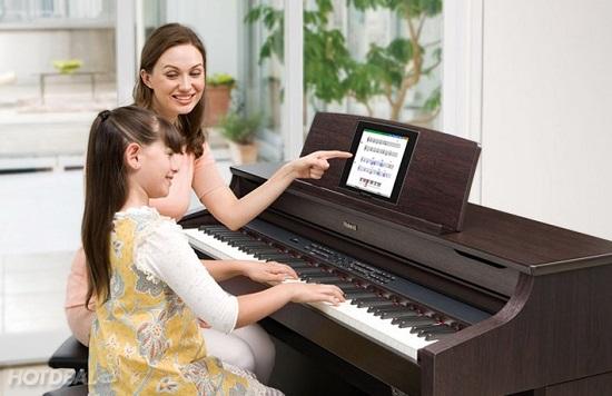 Nhược điểm của việc học giáo viên piano tại nhà