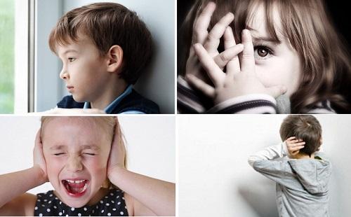 Dấu Hiệu Trẻ Tự Kỷ Nhẹ và Nặng Bố Mẹ Không Nên Bỏ Qua