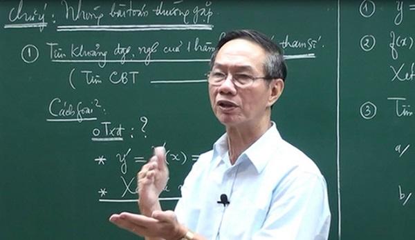 Giáo Viên Dạy Toán Nguyễn Thượng Võ