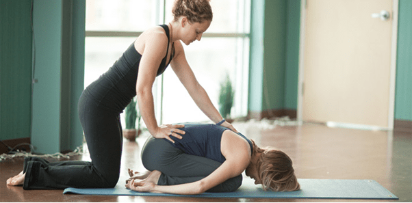 Dịch vụ gia sư yoga tại nhà