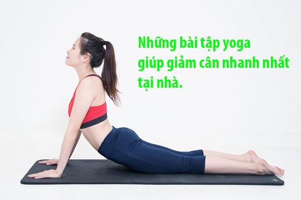 TOP 10 Bài Tập Yoga Cơ Bản Tại Nhà Giảm Cân, Giảm Mỡ Bụng