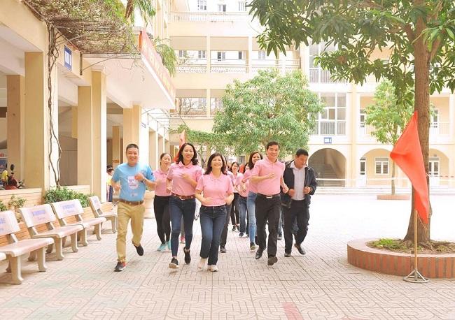Một Số Hình Ảnh Trường THCS Lê Quý Đôn, Cầu Giấy, Hà Nội