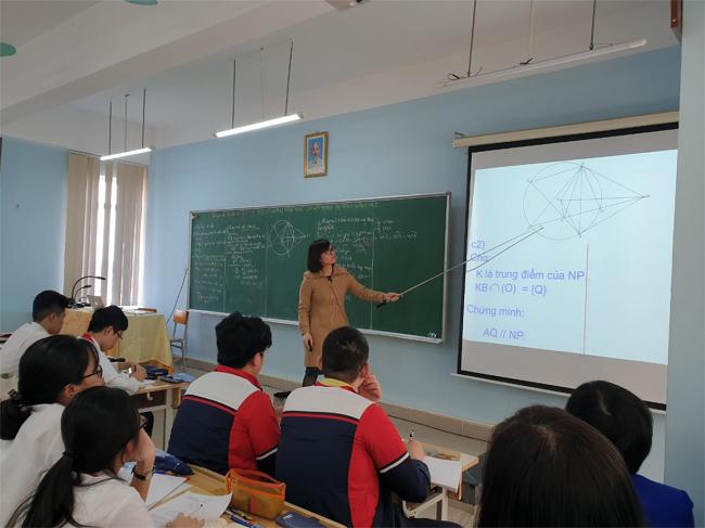 Một Số Hình Ảnh Về Trường THCS Nam Từ Liêm