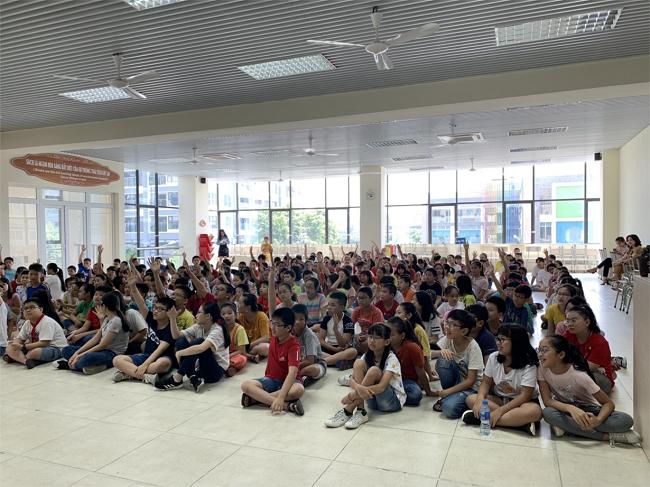 Hình Ảnh Trường THCS Thanh Xuân, Thanh Xuân, Hà Nội