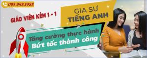Tư Vấn Tìm Gia Sư Tiếng Anh Tại Nhà ở Hà Nội, TP HCM