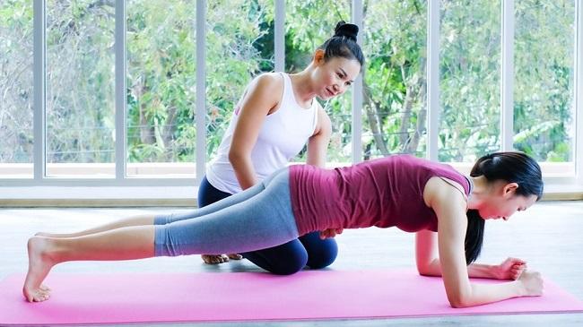 Những lợi ích khi tập yoga tại nhà