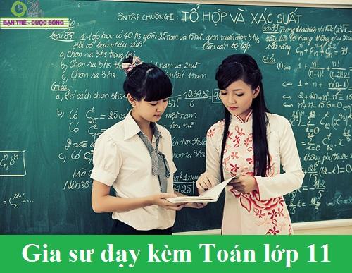 Giáo Viên Dạy Toán Giỏi Lớp 11 Uy Tín, Tốt Nhất Tại Hà Nội