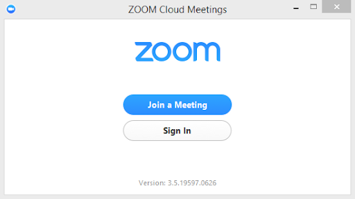 Phần Mềm Zoom Meeting