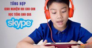 Hướng Dẫn Cách Dạy Online Bằng Skype Chuẩn Nhất