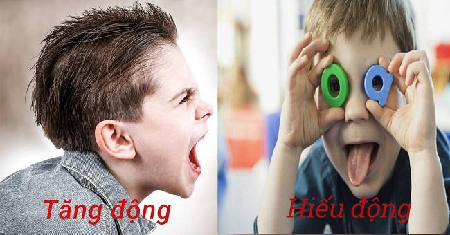 Dấu hiệu nhận biết trẻ tăng động