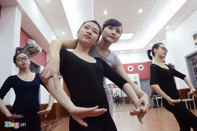 Gia Sư Dạy Múa Tại Nhà. Học Phí Gia Sư Học Múa Tại Hà Nội 2018