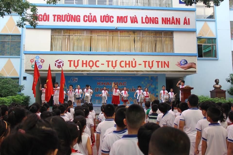 Trường tiểu học Đoàn Thị Điểm: Ngôi trường của ước mơ và lòng nhân ái