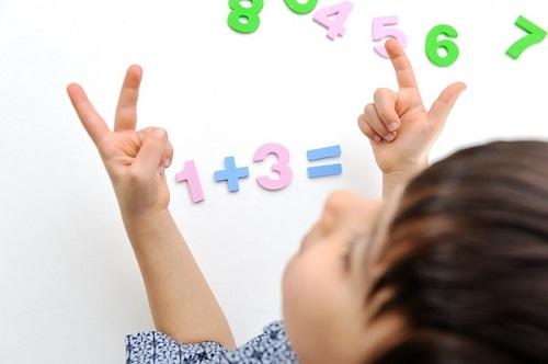 Cách dạy con học toán lớp 1
