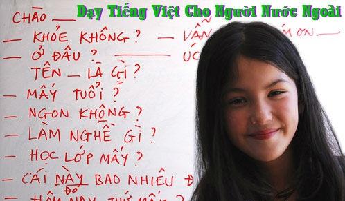 Lý do bạn nên tìm gia sư dạy tiếng Việt cho người nước ngoài