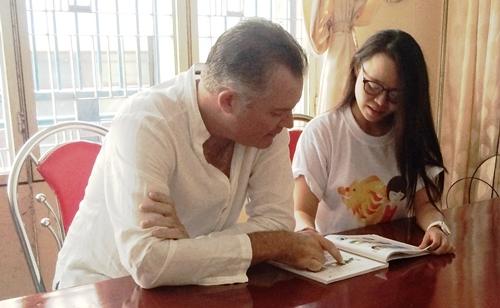 Gia sư dạy tiếng Việt cho người Pháp 2