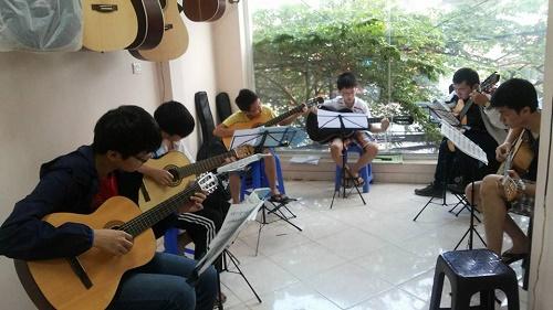 Gia sư nhạc viện âm nhạc 2