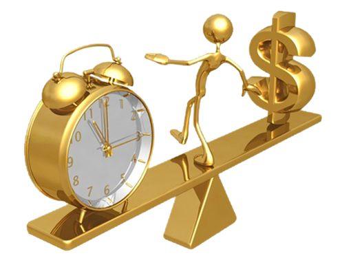 Bạn hãy quản lỹ quỹ thời gian của bản thân thật tốt