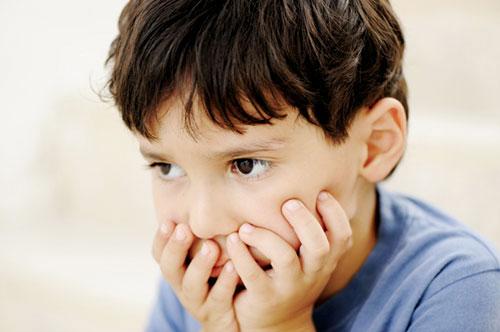chứng tự kỷ ở trẻ em