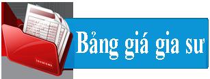 icon bảng giá trung tâm gia sư