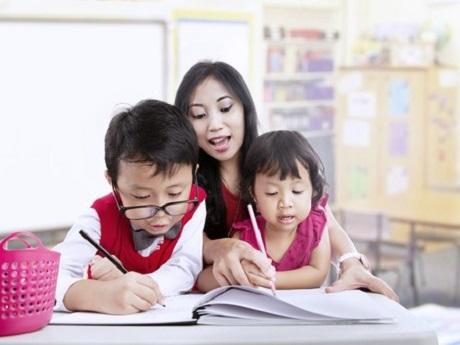 Cách dạy con học lớp 1