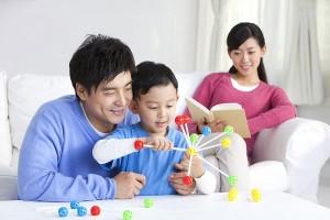 Cách dạy con trai thành người tài giỏi