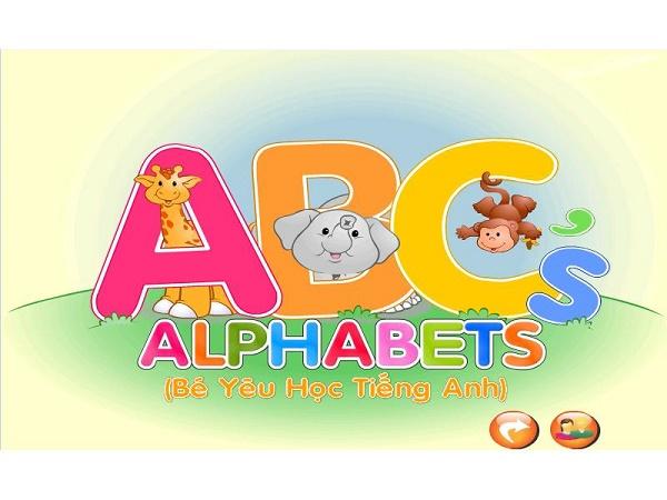 Cách dạy bé học tiếng Anh hiệu quả nhất 3