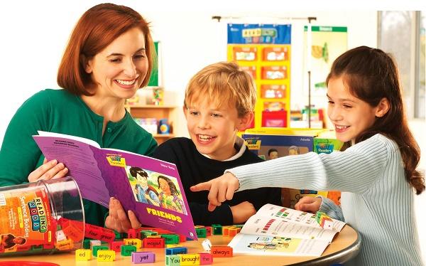 Dạy tiếng Anh cho trẻ lớp 3 : Phát âm chuẩn