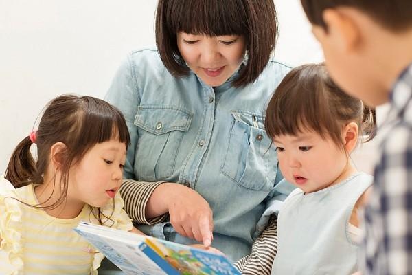 Cách dạy trẻ 2 tuổi