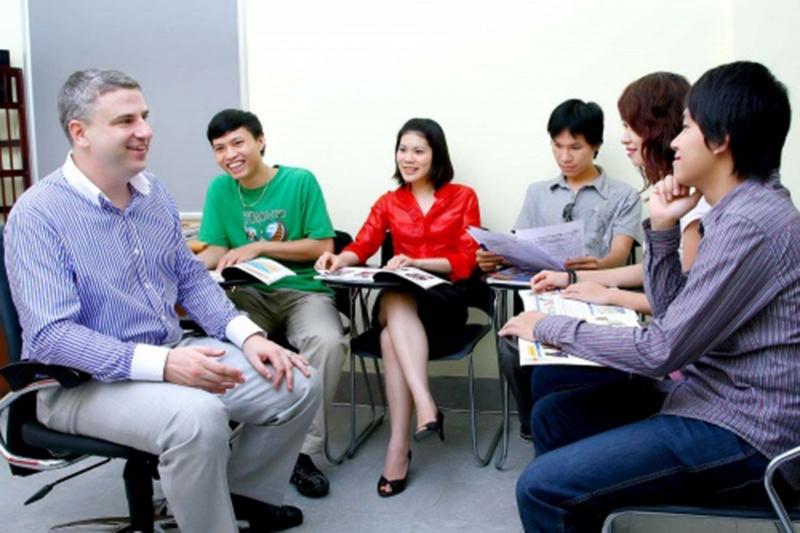 gia sư Tiếng Việt cho người Anh 1